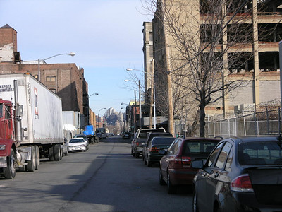 West Street - Greenpoint
