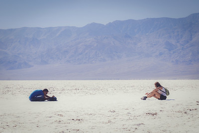 Badwater Photo Opp