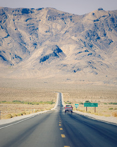 Nevada / California Line