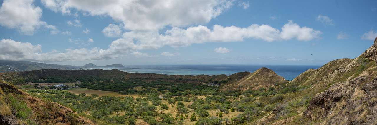 Oahu and the Pacific