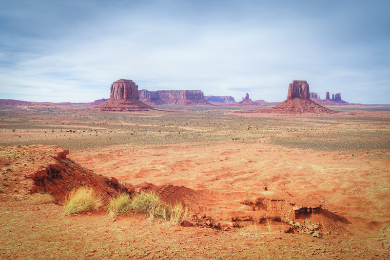Monument Valley Plains