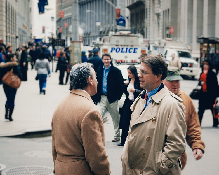 Wall Street Chatter