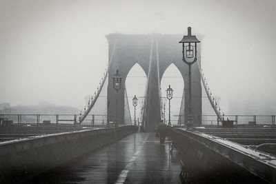 Rainy Brooklyn