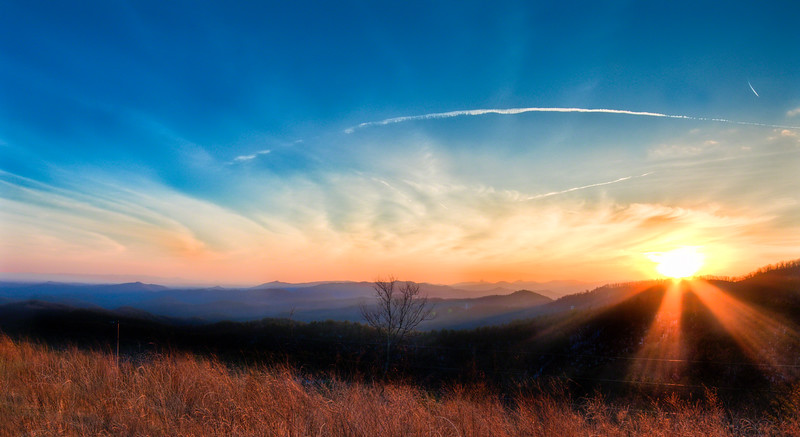 Sunset Rays