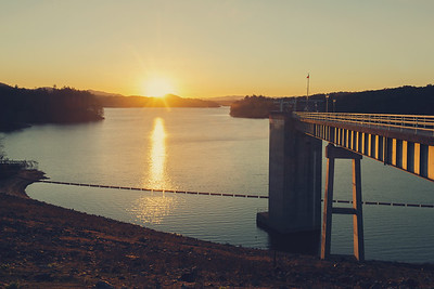 Kerr Scott Reservoir Dam