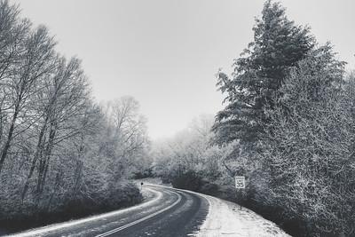 Parkway Snow