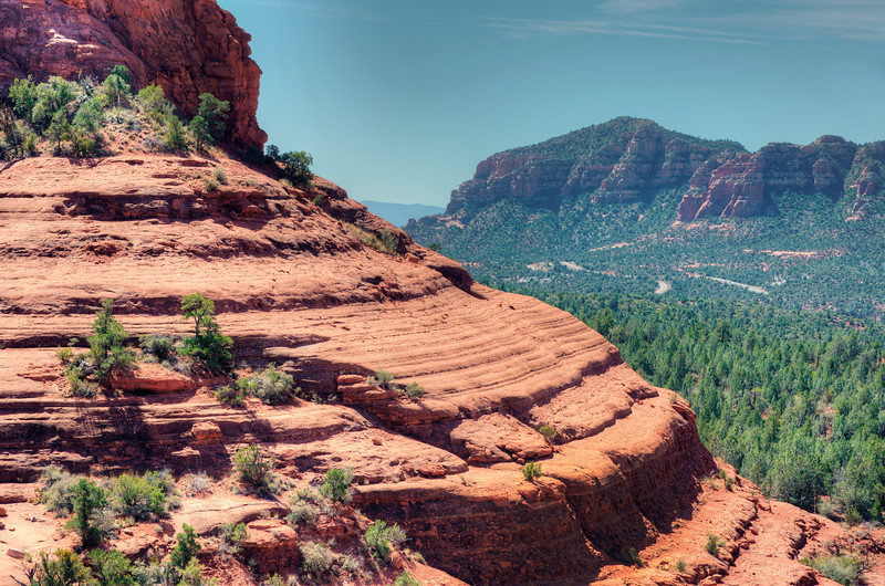 Broken Arrow and Sedona