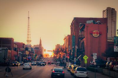 Nashville Evening
