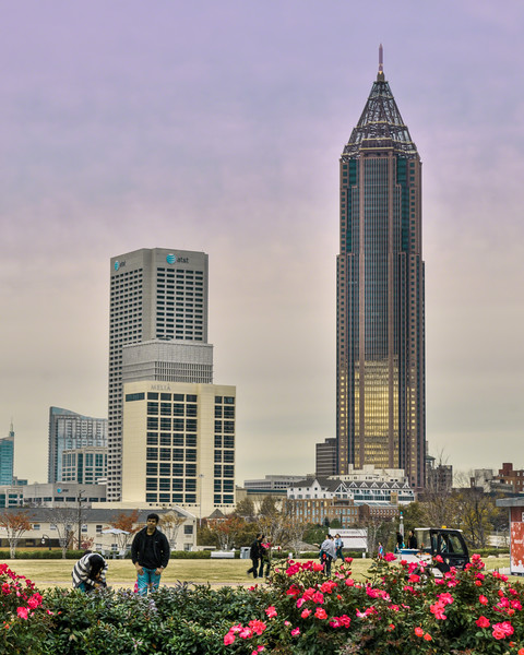Atlanta's Towers