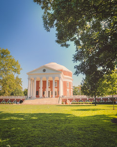 iversity of Virginia Rotunda