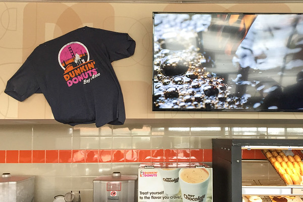 Dunkin' Donuts in Half Moon Bay, CA