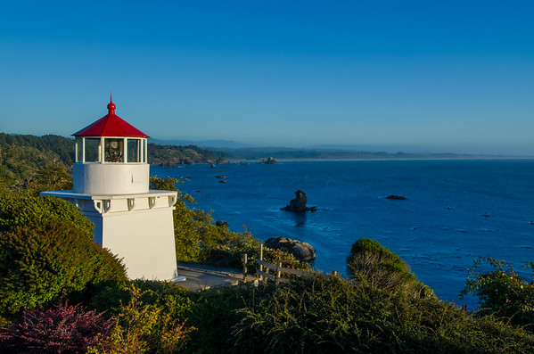 The Trinidad Memorial Lighthouse | Things to do in Humboldt County, CA