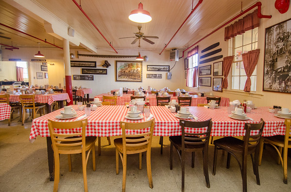The historic Samoa Cookhouse | Where to eat in Humboldt County, California