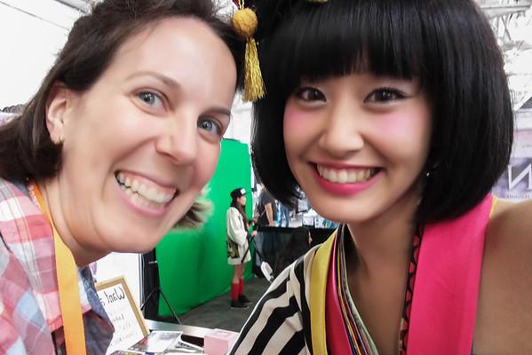 Selfie at the J-Pop Summit