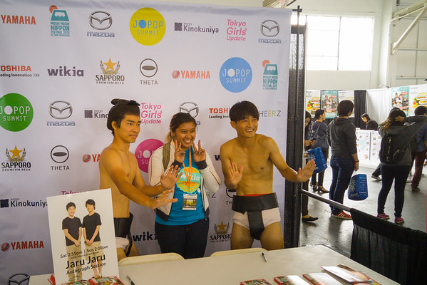 Images from the J-Pop Summit 2015