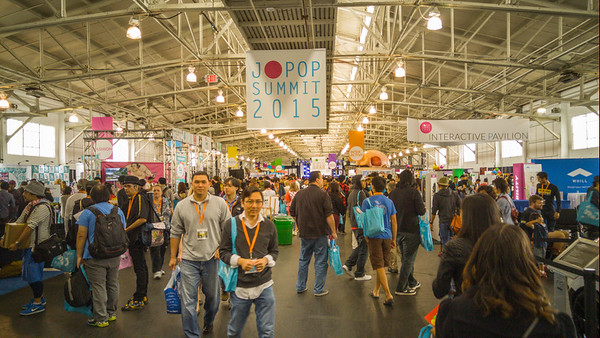 J-Pop Summit 2015 at Fort Mason, San Francisco
