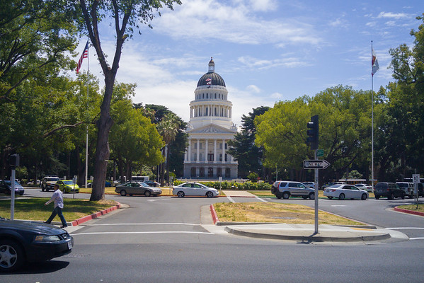 The California State Capitol   A Day in Sacramento