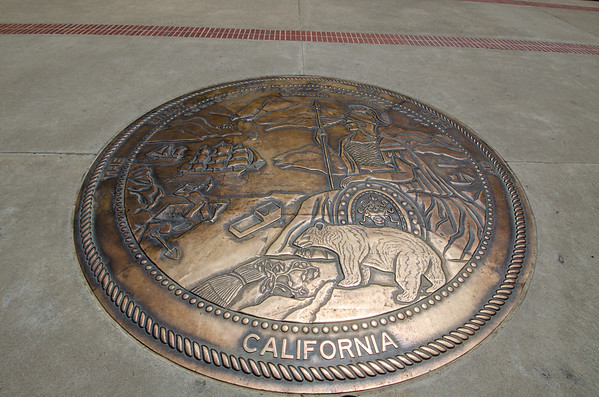 The California State Seal | A Day in Sacramento