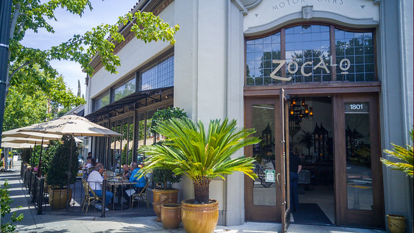 Zocalo in Midtown Sacramento | One Day in Sacramento