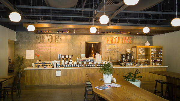 Temple Coffee Roasters | One Day in Sacramento