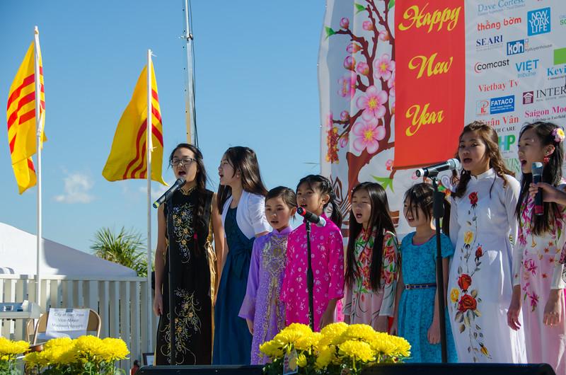 Vietnamese New Year in San Jose, California