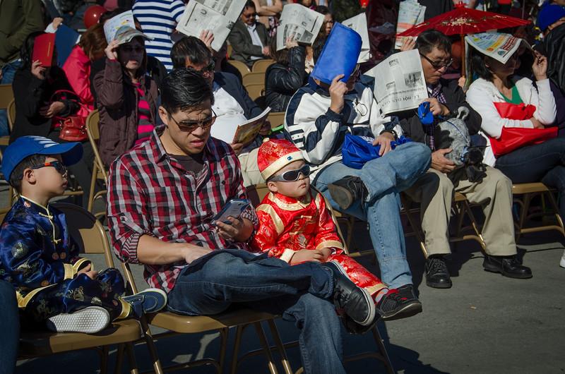 The crowd at Tet San Jose, California