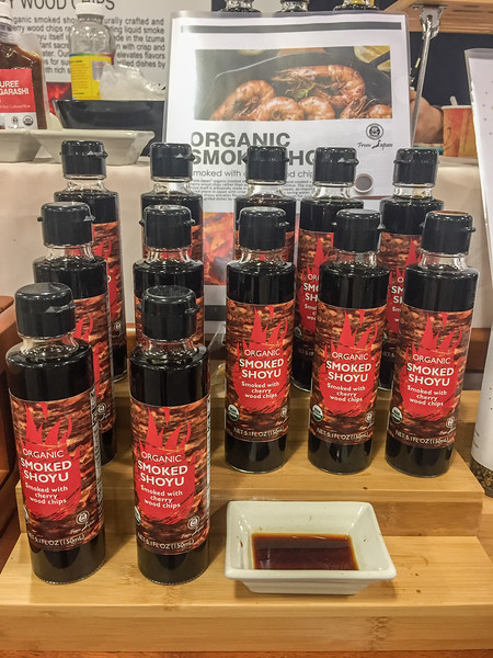 Organic Smoked Shoyu | 2017 Winter Fancy Food Show