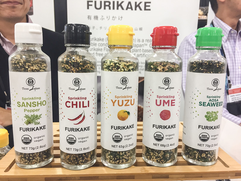Japan Gold USA spices | 2017 Winter Fancy Food Show
