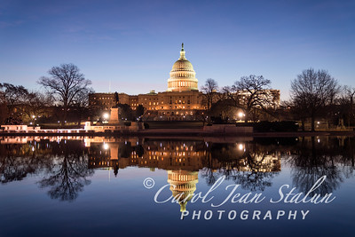 Capitol at Dawn