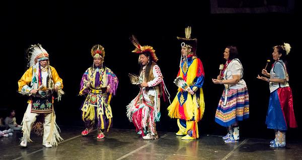 American Indian Dance