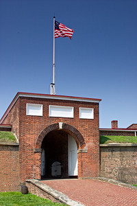Fort McHenry, Chesapeake Bay, Baltimore MD