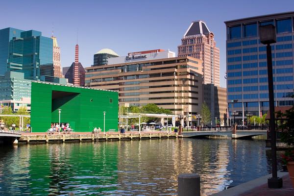 Harborplace in Baltimore