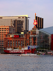 Lightship Chesapeake, Baltimore MD