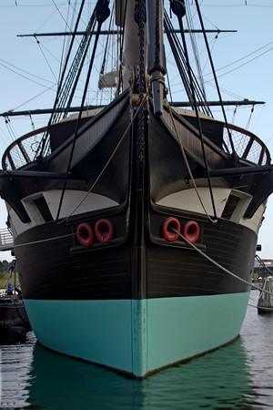 USS Constellation, Inner Harbor, Batimore MD