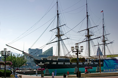 USS Constellation, Inner Harbor, Batimore MD