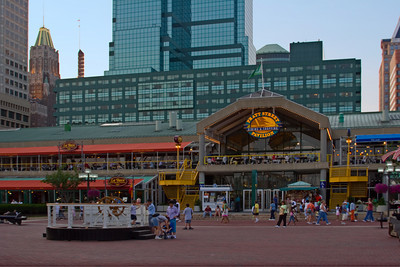 Pratt Street Pavillion, Baltimore