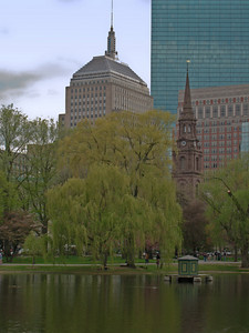 Boston Public Garden, Boston MA