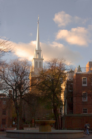 Old North Church, Boston MA