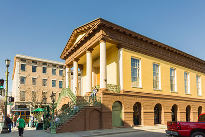 Historic Charleston City Market,