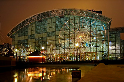 Crystal Gardens, Navy Pier, Chicago