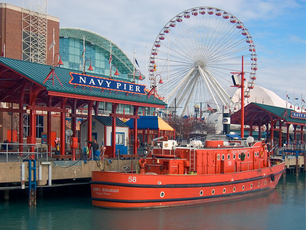 Navy Pier, Chicago IL