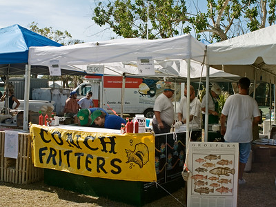 Seafood Festival in Key West, Florida