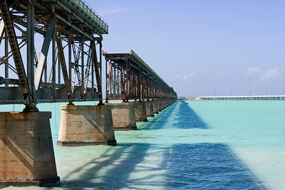 Old Seven-Mile Bridge, Florida Keys