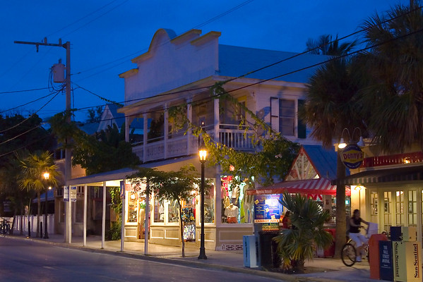 Duval Street, Key West Storefront