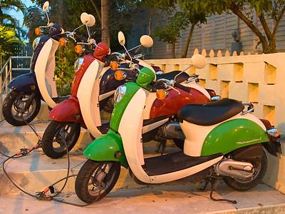 Honda Metropolitan Scooters