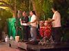 Salsa Band Performing Outdoors