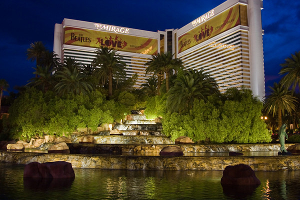 Mirage Hotel, Las Vegas, Nevada