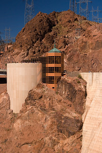 Hoover Dam Visitor Center, Nevada