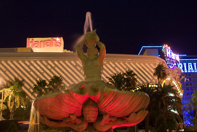 Fountains at Caesars Palace, Las Vegas, Nevada