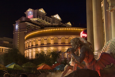 Fountains at Caesars Palace, Las Vegas, Nevada